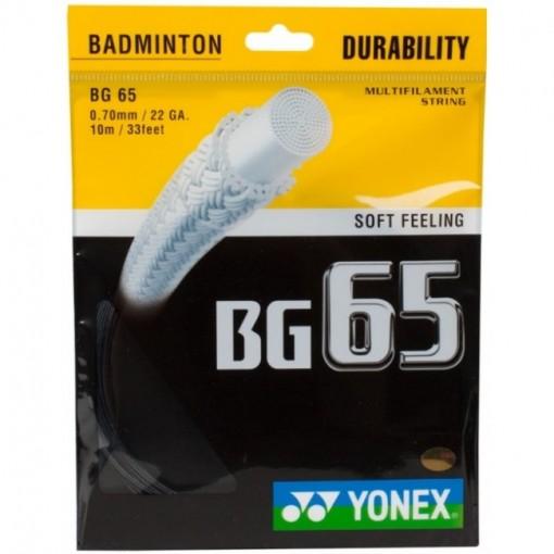 Corda Yonex Bg 65