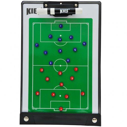 Prancheta Magnetica Kief C/ Caneta Para Futebol