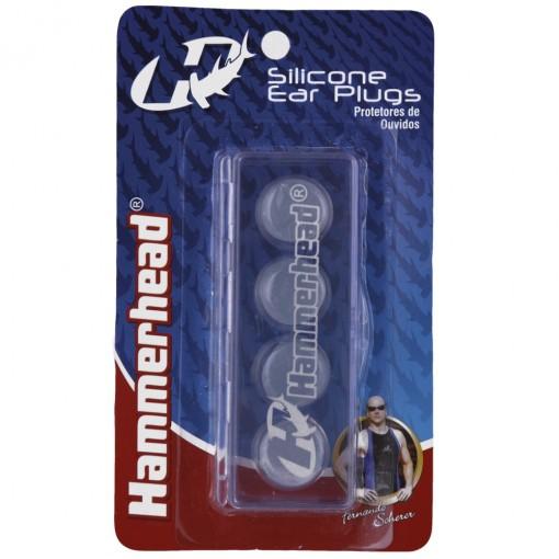 Protetor de Ouvido Silicone hammerhead
