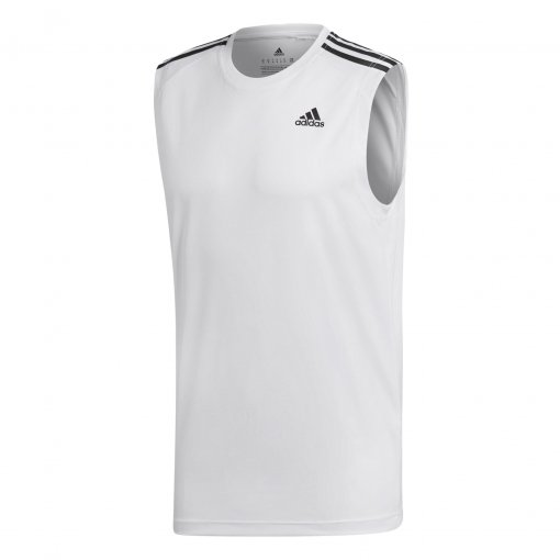 Regata Adidas D2m 3-Stripes Masculina
