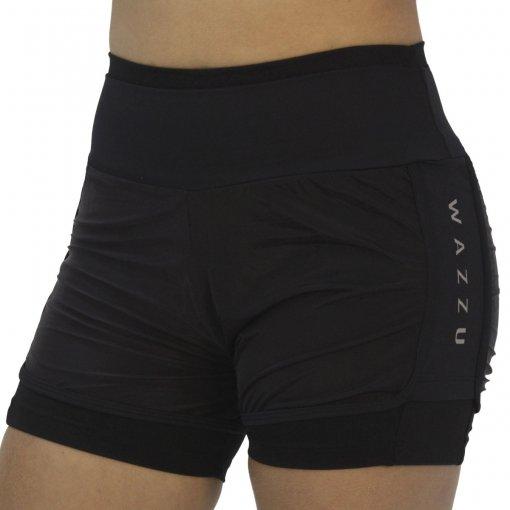 Shorts Wazzu Double
