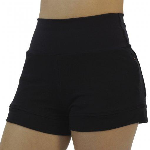 Shorts Wazzu Casual Zíper