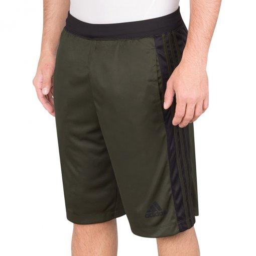 Shorts Adidas D2m 3-Stripes Masculino