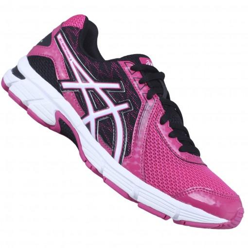tenis asics impression 7 rosa