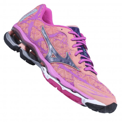 8889e63baf9c8 Tênis Mizuno Wave Creation 16 - Feminino