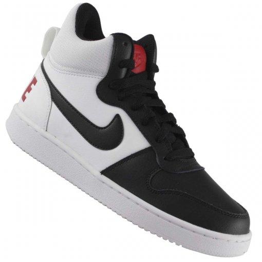 Tênis Nike Court Borough Mid Feminino
