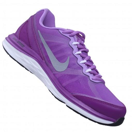 premium selection d090c b9c54 Tênis Nike Dual Fusion Run 3 - Feminino  Treino e Corrida