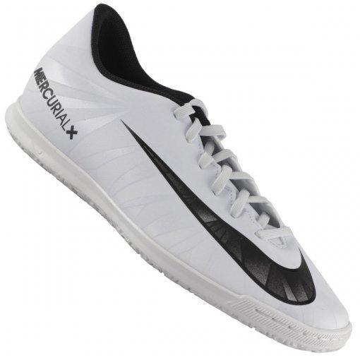 Tênis Nike Futsal Mercurialx Vortex III CR7 IC