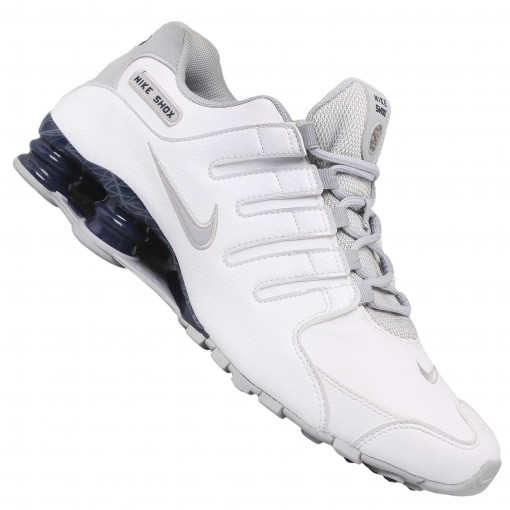 b8e77af0bb Tênis Nike Shox NZ EU - Masculino