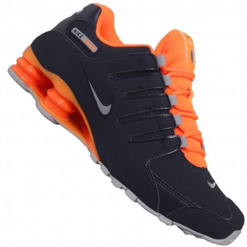 the best attitude 089a7 c77cf Tênis Nike Shox NZ EU  Treino e Corrida  Masculino