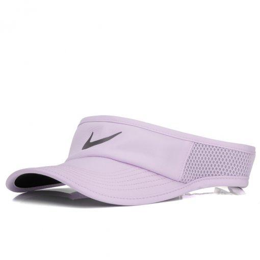 Viseira Nike Aerobill Featherlight ADJ Feminina