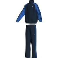 Agasalho Adidas 3S Ess Wv Youth