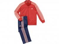 Agasalho Adidas Essentials PES OH LK Infantil