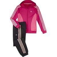 Agasalho Adidas Hood Pes Girl's