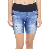 Bermuda Live Athletic Plus Jeans