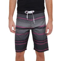 Bermuda Oakley Neon Striped Boardshort