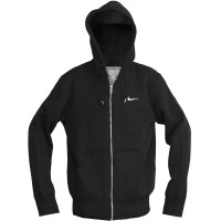 Blusao Nike C/ Capuz Classic Fleece Fz