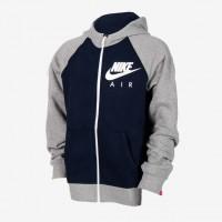 Blusão Nike Ya76 Hbr Bf Fz Hoody Yth Infantil