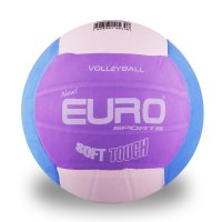 Bola New Euro Vôlei Soft Touch
