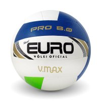 Bola Euro Volleyball V-Max 8.0