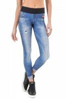 Calça Legging Live Feminina Jeans Favorite