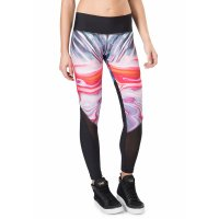 Calça Legging Live Reversible Sculpt Power Glow