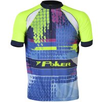 Camisa Poker Ciclista Speed III