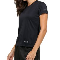 Camiseta Interlock Uv50 Feminina