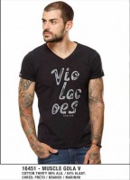 Camiseta Muscle Vlcs