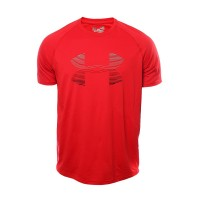 Camiseta Under Armor Tech Horizon Big Logo