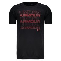 Camiseta Under Armour Keep Stacking SS