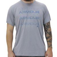 Camiseta Under Armour Keep Stacking Ss