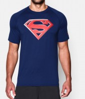 Camiseta Under Armour Superman 2.0 Loose