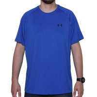 Camiseta Under Armour Tech SS Tee Brazil