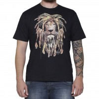 Camiseta Vlcs Logotopia Leão
