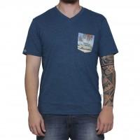 Camiseta Vlcs Slim Fit Mind Gola V Kombi