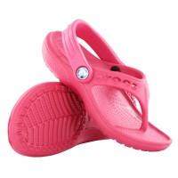 Chinelo Crocs Baya Flip Infantil