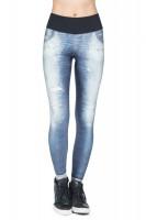 Calça Fuso Live Power Jeans Squad