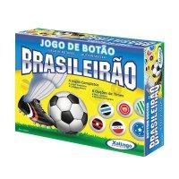 Jogo De Botões Xalingo Brasileirão 4 Jogos