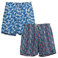 Kit c/2 Shorts Dooker Summer - Masculino