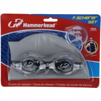Kit Natação Hammerhead F. Scherer Set