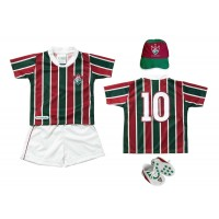 Kit Torcida Baby 4 Peças Sublimado Fluminense