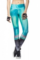 Legging Em Athletic Plus Est Live