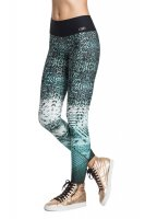 Legging Em Athletic Plus Estampado