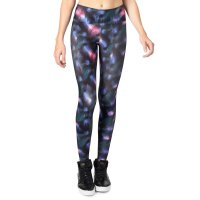 Legging Fusô Live Flex Fly Maze Match