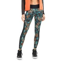 Calça Legging Live Ultimate Neon Leaf