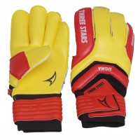 Luva Three Stars Sigma Gol Latex Rollfinger