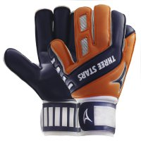 Luva Three Stars Match 1 Palma Latex 3Mm Rollfinger