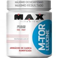 M-Tor Leucine Max Titanium 120 Cápsulas