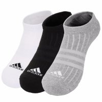 Meia Adidas Liner Cushion 3S - 3 Pares